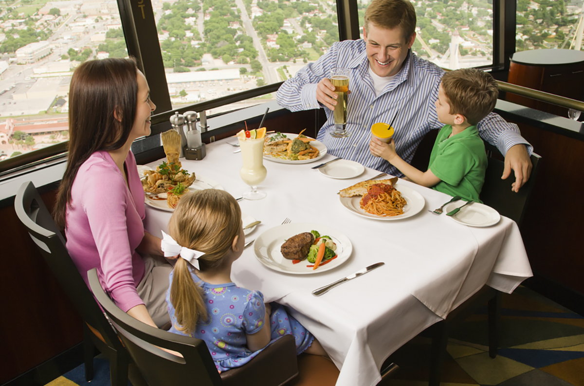 Dining Out with a Young Child on the Autism Spectrum